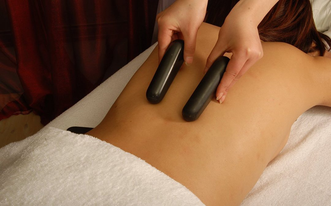 THE HOT STONE MASSAGE